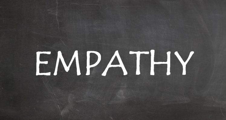 Empathy chalkboard 2