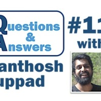 Q&A with Santhosh Tuppad
