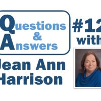 Q&A with Jean Ann Harrison