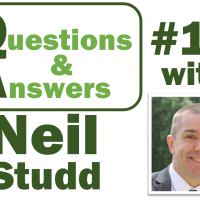 Q&A with Neil Studd