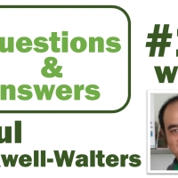 Q&A with Paul Maxwell-Walters
